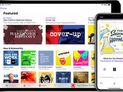 Finding new podcasts in Apple's Podcasts app is now much easier
