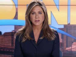 Jennifer Aniston talks about working with Apple on The Morning Show