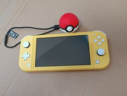 The Nintendo Switch Lite is compatible with the Poke Ball Plus controller
