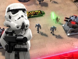 LEGO Star Wars Battles brings adventure to iOS and Android