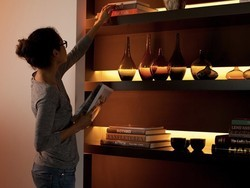 The Philips Hue Lightstrip is great, but how do you extend the length?