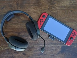 Finally, a good wireless gaming headset for the Nintendo Switch