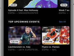 What's coming up on ESPN+ this week!