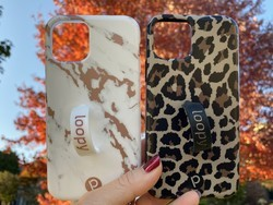 The Loopy Case for iPhone will keep your phone in your hand
