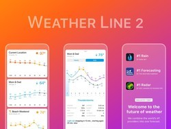 Weather Line 2 arrives with bells and whistles galore