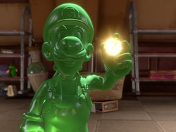 You've got to unlock Gooigi before you can play Luigi's Mansion 3 in co-op