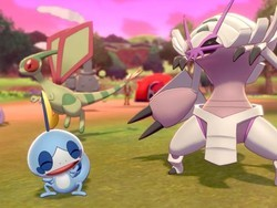 Check out the final trailer for Pokémon Sword and Shield