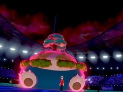Grab Gigantamax Snorlax in Pokémon Sword and Shield starting December 4