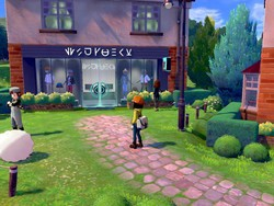 Customize your character with ease in Pokémon Sword and Shield