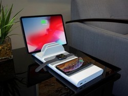 Scosche launches modular charging station for iPhone, iPad, and Apple Watch