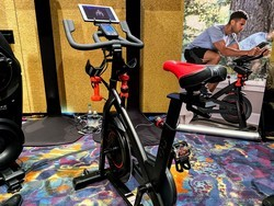 Bowflex made the indoor bike of my dreams