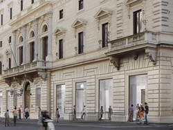 Rome's new Apple Store touted for opening in the spring of 2020
