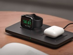 Power up your iPhone and Apple Watch with this wireless charger down to $15