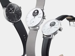 Withings unveils the ScanWatch with new health-related features at CES