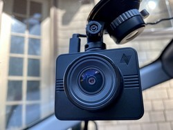 Stream dash cam footage directly to your iPhone with the Nexar Beam