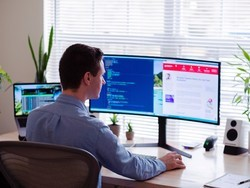 Ultrawide monitors to level-up your home office and entertainment system