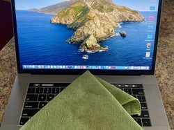 Flawlessly clean the grime and germs off your MacBook