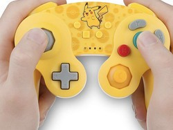 Grab a Pikachu GameCube controller for the Nintendo Switch down to $27
