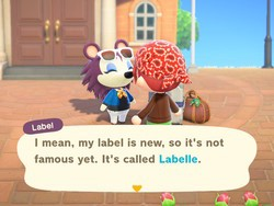 How to be a fashionista with Label in Animal Crossing: New Horizons