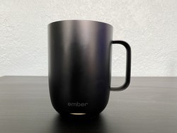 We review the Ember Smart Mug - the last sip of joe is as good as the first