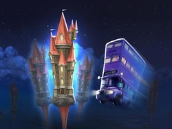 The Knight Bus has rolled out for level 7+ players in Wizards Unite