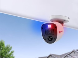 Swann's DIY Tracker and Enforcer security cameras available now