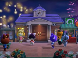 Fireworks, dreams, and save backups coming to ACNH on July 30