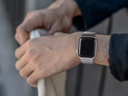 You don't have to spend a ton to get the Apple Watch Link Bracelet look