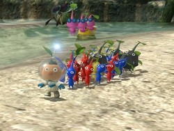 Pikmin 3 Deluxe has been announced and is coming to Switch in October