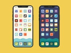 Your iPhone can look like a NookPhone from Animal Crossing with these icons