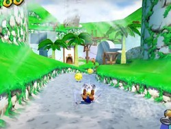 How to defeat all enemies in Super Mario Sunshine