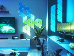 Nanoleaf celebrates Star Wars: Squadrons with an ultimate spaceship design