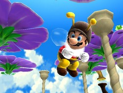 All power-ups and tranformations in Super Mario Galaxy
