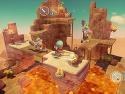 Award-winning Aquiris Game Studios new block-builder coming to Apple Arcade