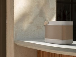 Bang & Olufsen announces new Beolit 20 speaker with wireless charger