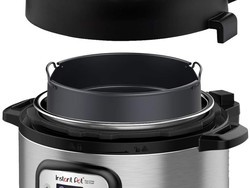 Pressure cook and air fry your food with Instant Pot Duo Crisp, on sale now