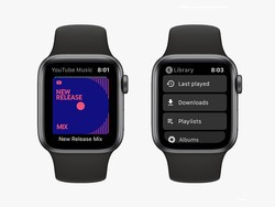 Google launches official Apple Watch companion app for YouTube Music