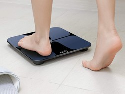 Track your weight, BMI, and more for just $27 with the eufy Smart Scale