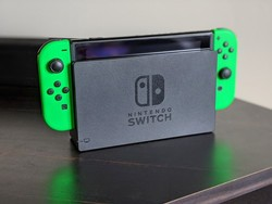 The latest Switch system update allows for the dock firmware to be updated