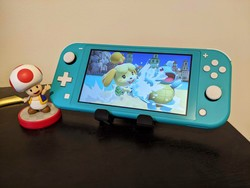 Yes, the Nintendo Switch Lite does support Nintendo Switch Online