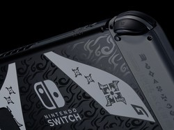European Monster Hunter Rise fans can pre-order the Nintendo Switch bundle!
