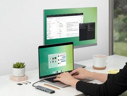 Plugable's new 7-in-1 USB-C hub offers Ethernet, HDMI, card slots, and more