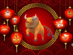 Tauros and Red Pokémon will be featured in Pokémon Go's Lunar New Year