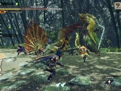 Monster Hunter Rise is already a hit on Nintendo Switch