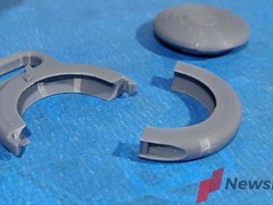 Don't want to buy an AirTag holder? 3D print your own instead!
