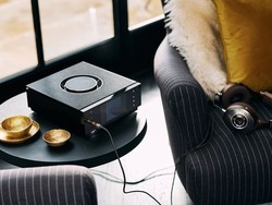 Naim's new headphone amp comes with AirPlay 2 support built in