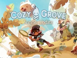 You can hug bears with the Cozy Grove 2.0 Summer Update!