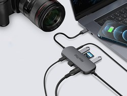 Connect all the things for $40 with this Prime Day HooToo USB-C Hub deal