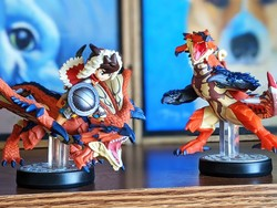 Here are the best amiibo to scan in Monster Hunter Stories 2