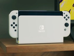 Is the Switch OLED Model the Switch Pro?